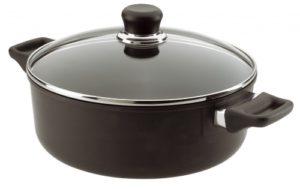 Scanpan Covered Low Stew Pot