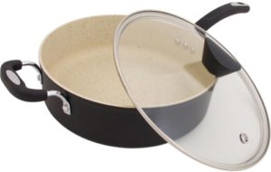 Stone Earth all-in-one sauce pan