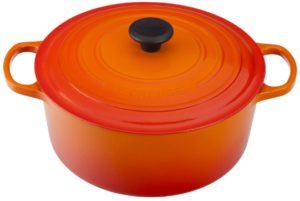 Le Creuset Signature French oven