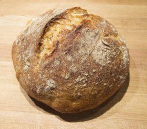 Sourdough No-Yeast Bread