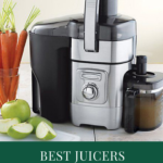 The Best Juicer For Carrots to Buy