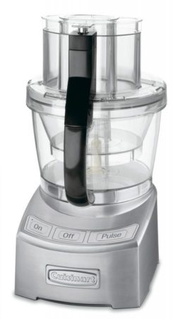 Cuisinart FP-12DCN for dough kneading
