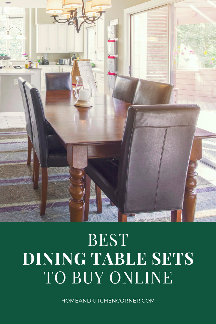 12 Best Dining Table Sets To On