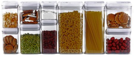 Dragonn 10-Piece Airtight Food Storage Container