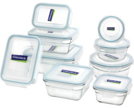 Glasslock 18 piece set