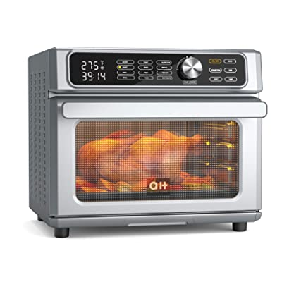 Aukey Home 12-in-1 Air Fryer Toaster Oven Combo