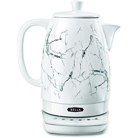 BELLA 1.8 Liter Temperature Control Electric Ceramic Kettle