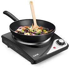 CUKOR Hot Plate, Electric Single Burner for Cooking