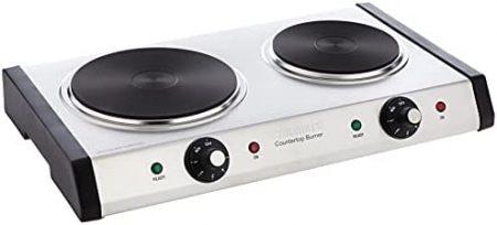 Cuisinart Cast-Iron Double Burner