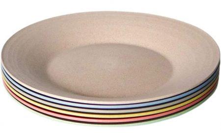 Greenandlife Wheat Straw Plates