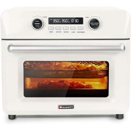 Hauswirt 26Qt Digital Air Fryer Toaster Oven Combo