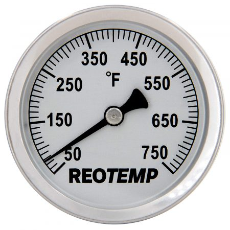 REOTEMP S1-F73 Magnetic Analog Surface Thermometer