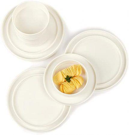 ZOG Melamine Dinnerware Set