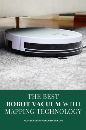 The Best Robot Vacuum With Mapping Technology